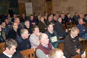 Section of the crowd at the recent animal health, breeding and nutrition seminar