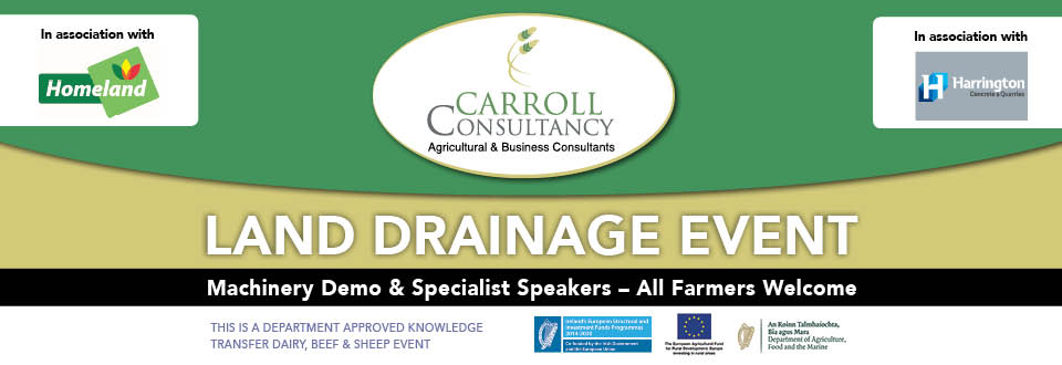 Carroll ConsultancyFarm Design, Planning and TAMS Grant Service